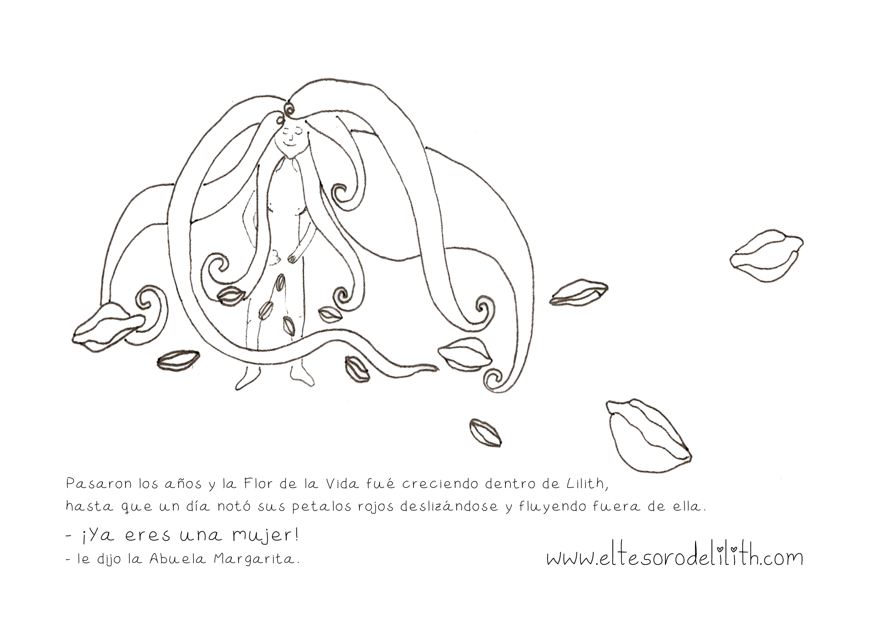 Fantástico Libro Para Colorear De Vagina Ilustración - Ideas Para ...
